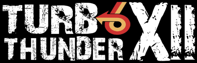 Turbo Thunder XII Logo